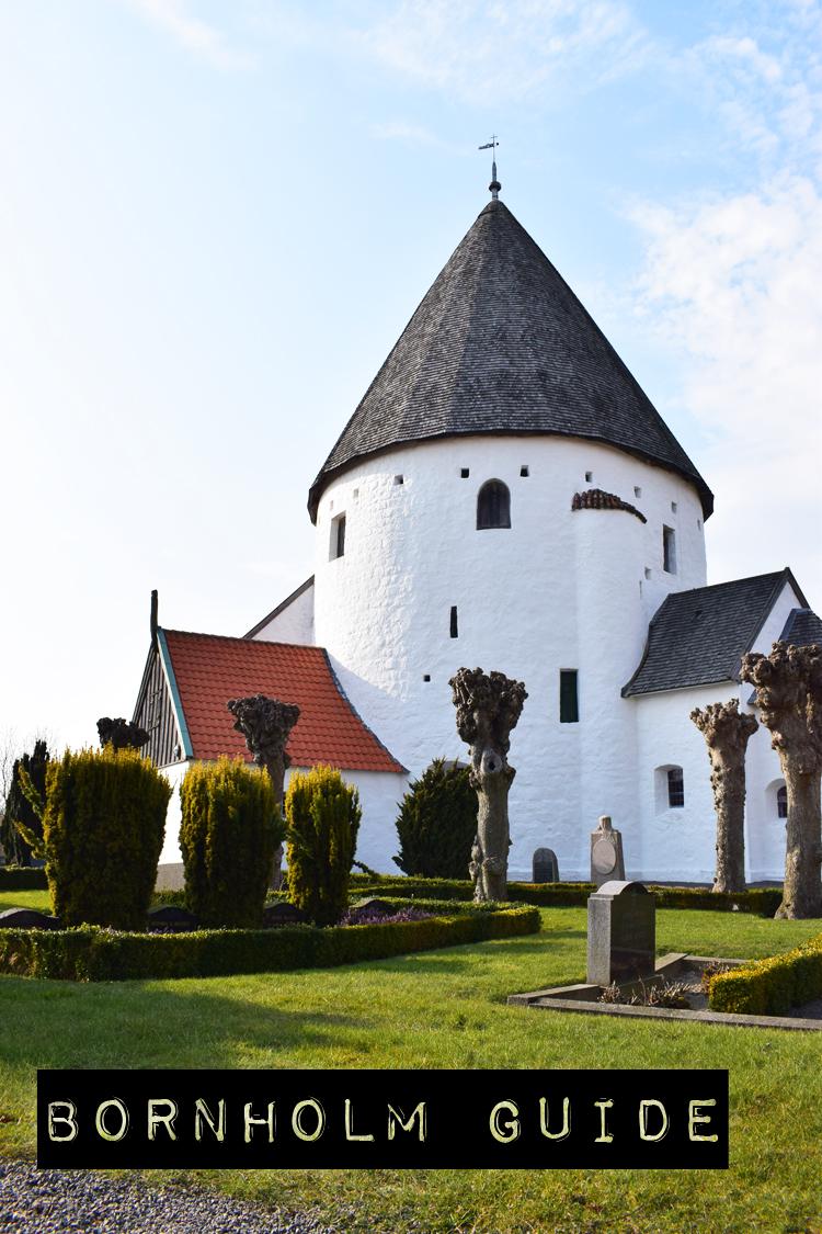 Sct. Ols kirke rundtkirke - Bornholm guide og tips