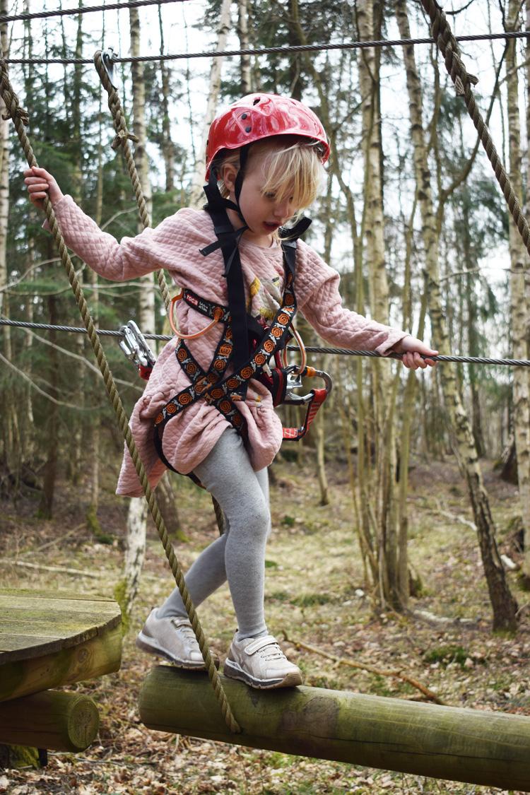 Bornholm Guide - Tip Tops Bornholm klatrepark