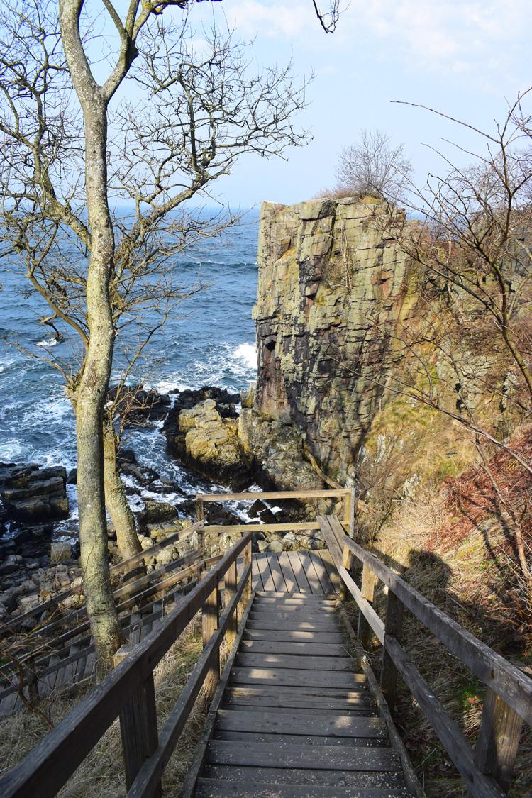 Helligdomsklipperne - Bornholm Guide