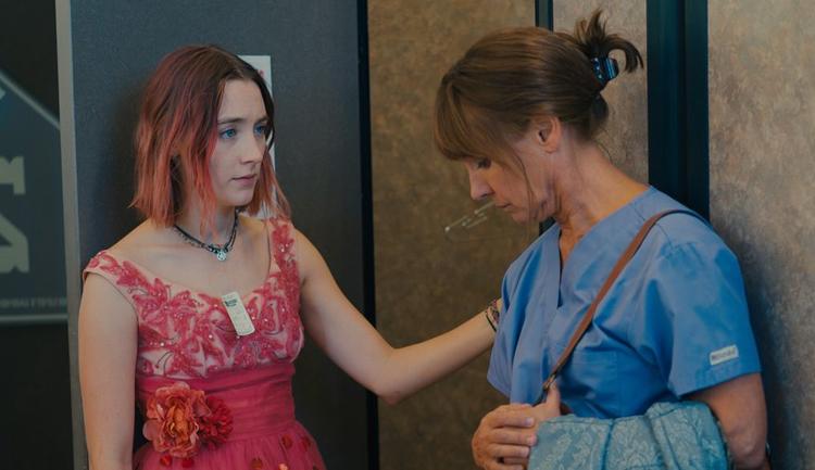 Lady Bird - Saoirse Ronan Laurie Metcalf