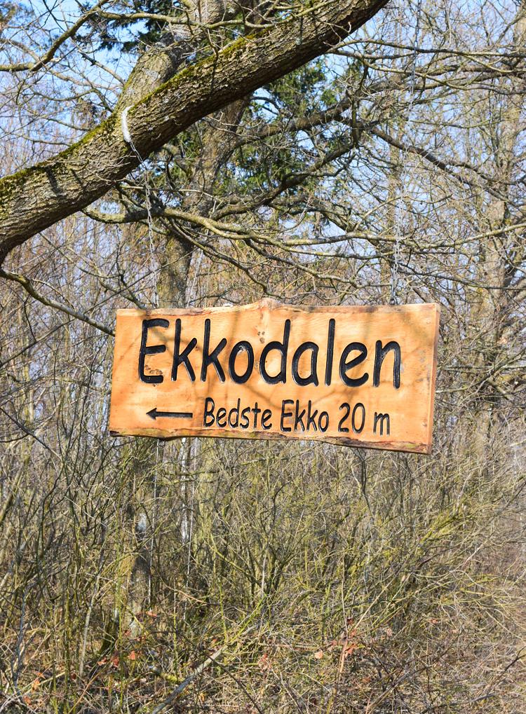 Ekkodalen - Bedste ekko - Bornholm Guide