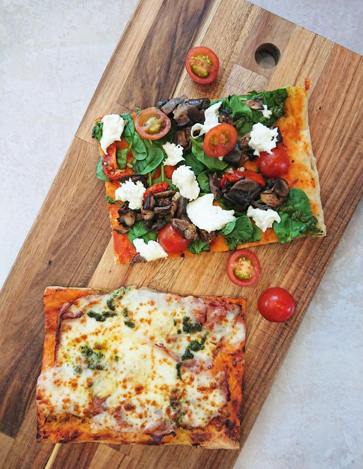 Circle K pizza