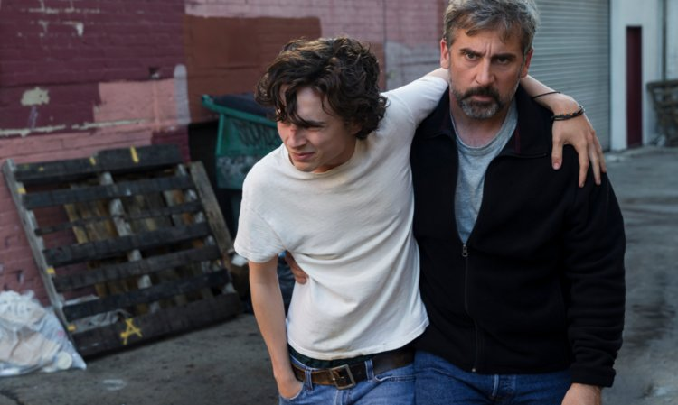 Beautiful boy - Timothée Chalamet