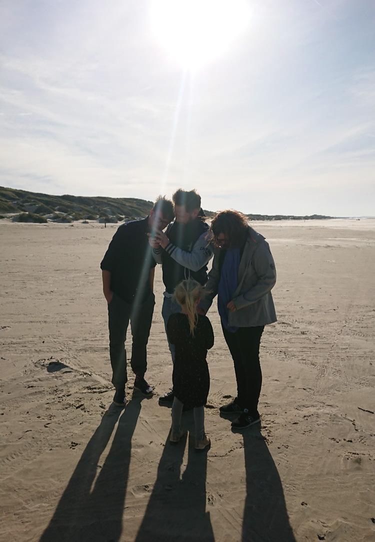 Saltum strand - toppen af Danmark