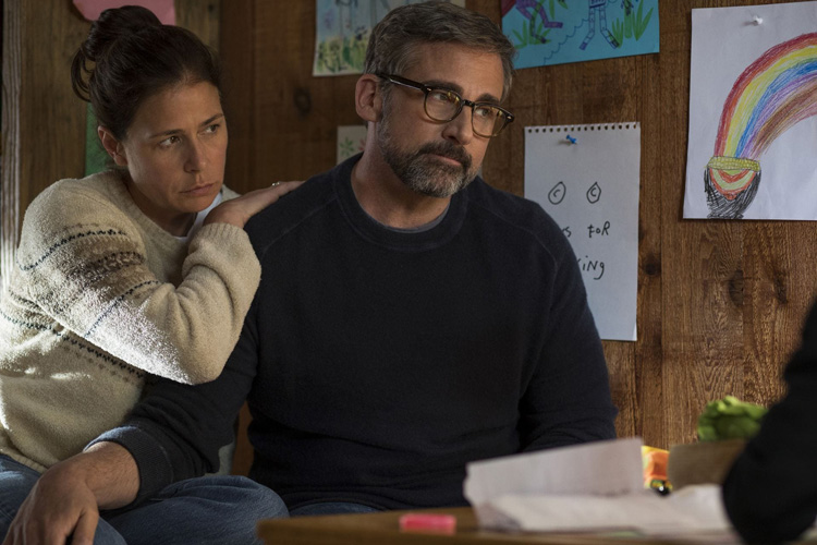 Beautiful Boy - Steve Carell Maura Tierney