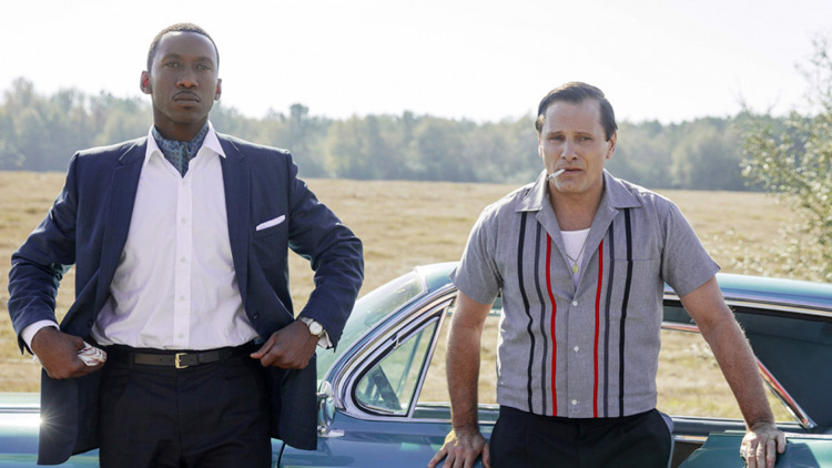 Green Book Viggo mortensen