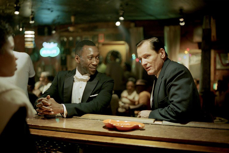 Green Book Mahershala Ali Viggo Mortensen
