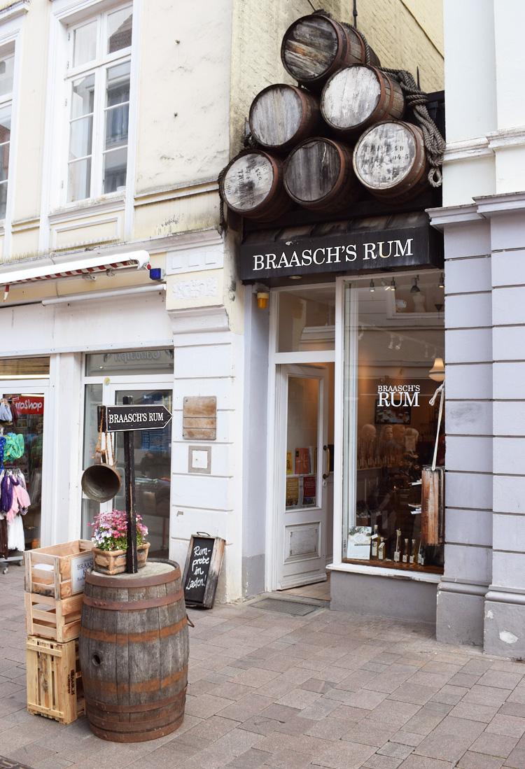 Braasch's Rum Flensburg - Flensborg Guide