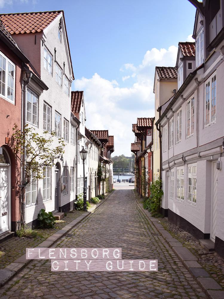 Oluf Samson Gang Flensburg - Flensborg Guide