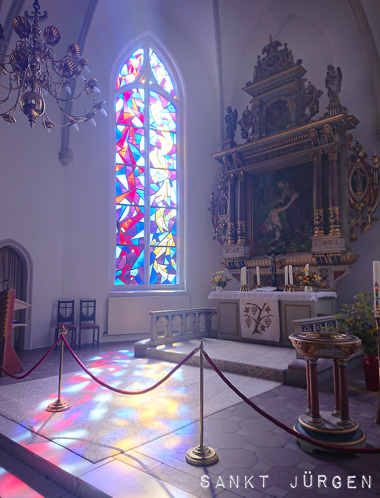 Sankt Jürgen kirche - Flensborg guide