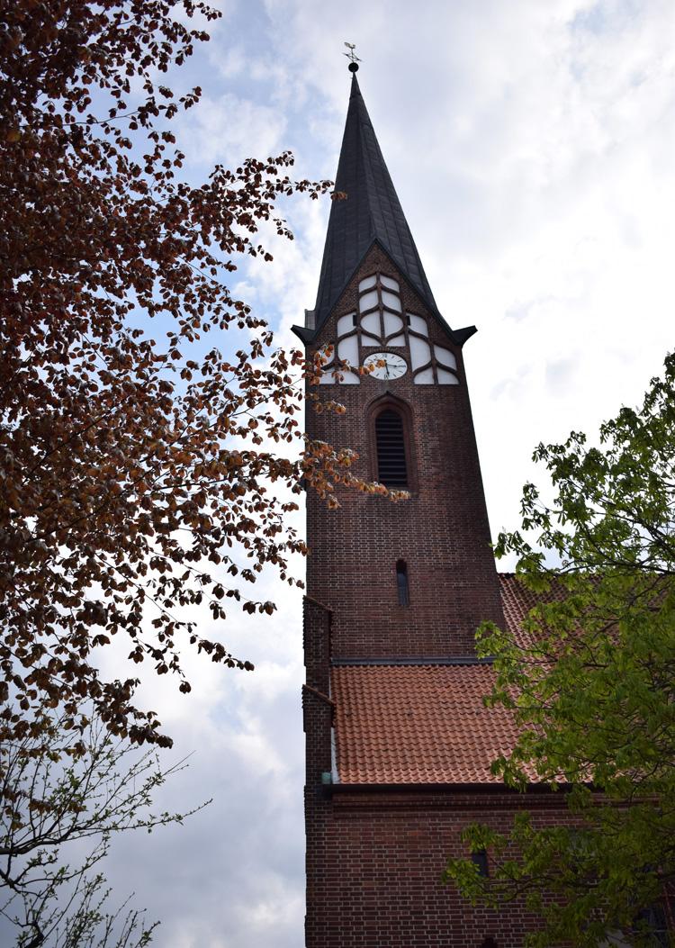 Flensburg Flensborg - Sankt Jürgen kirke