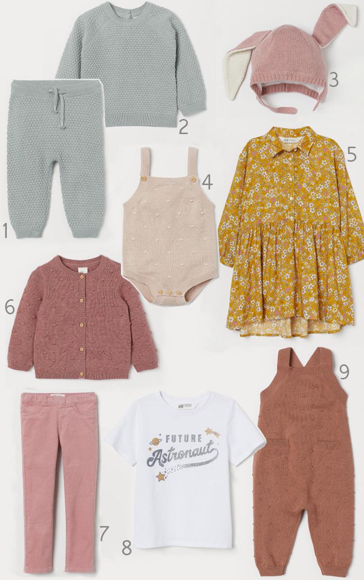 H&M børnetøj 20% rabatkode