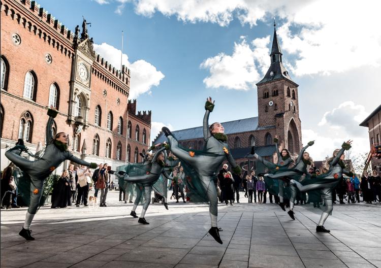 Magiske dage i Odense