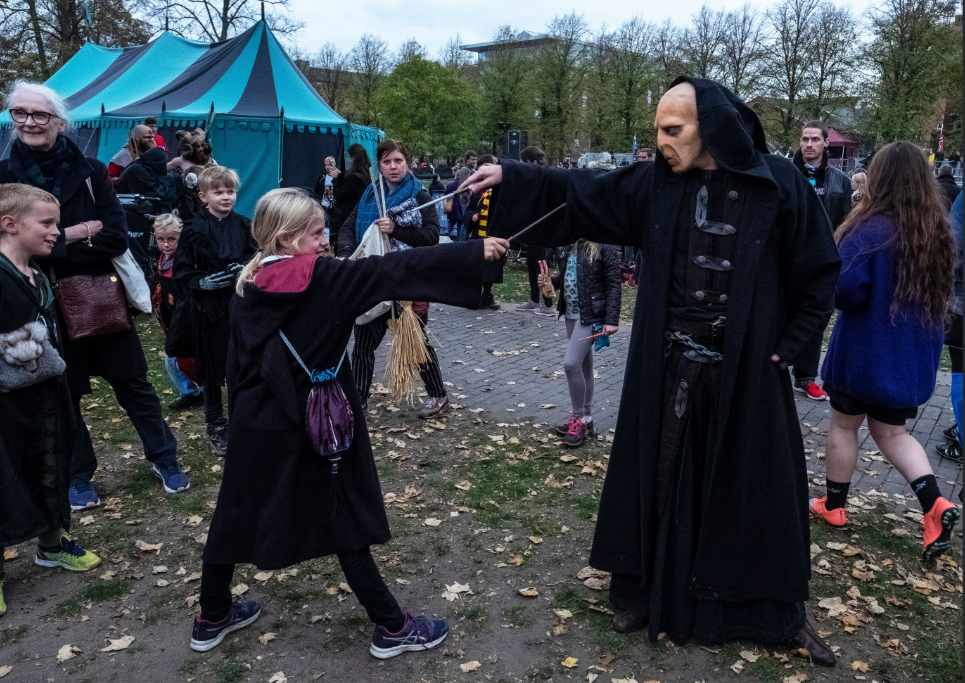 Magiske dage i Odense 2019
