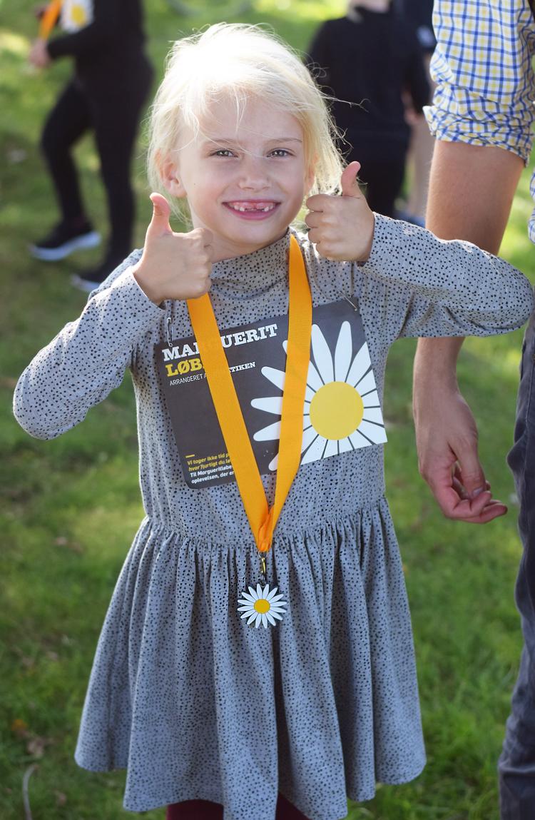 Margueriteløb 2019 Odense Fjordager IF familieløb