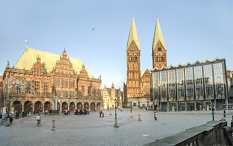 Bremen rathaus rådhus