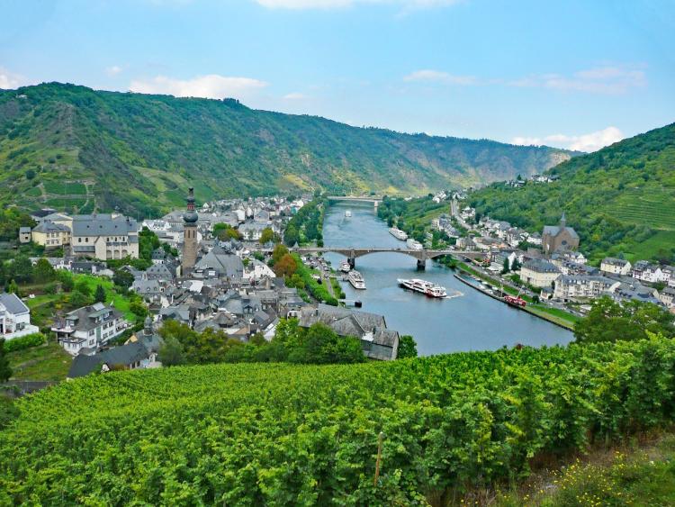 Cochem Mosel Germany road trip