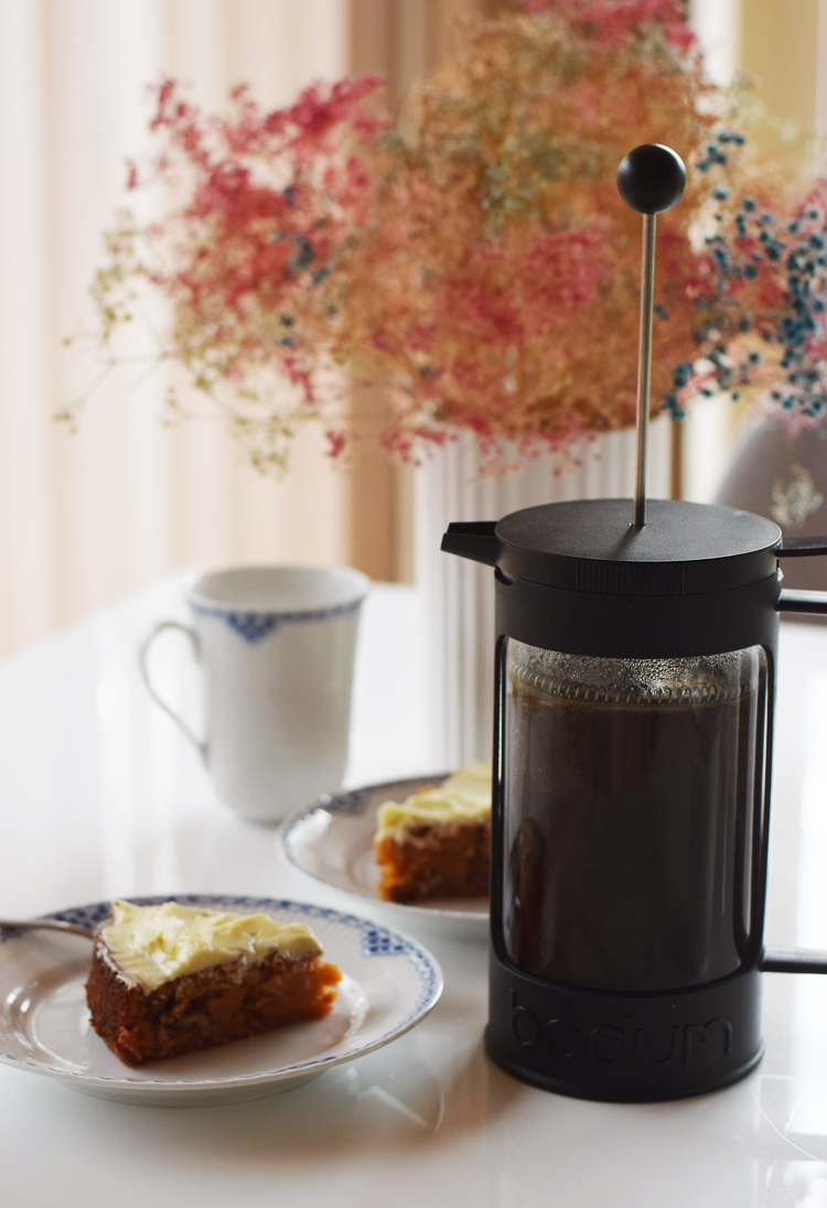 Caffi kaffefilter til stempelkande