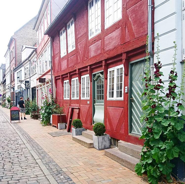 Nedergade i Odense