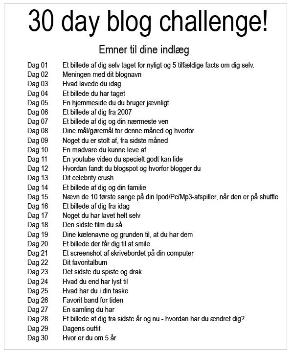 30-dages-blog-udfordring