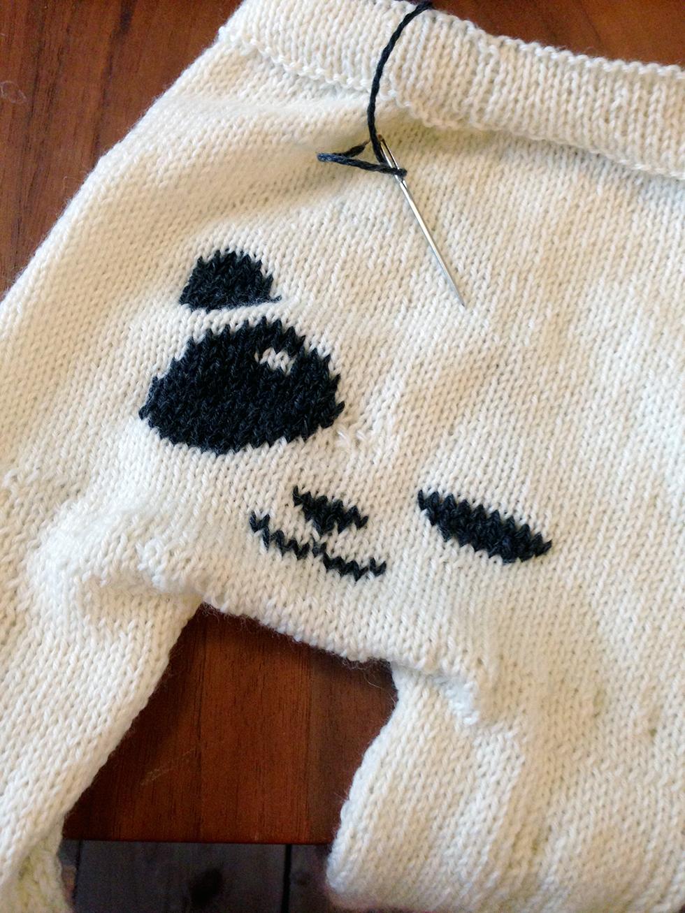 panda-bukser