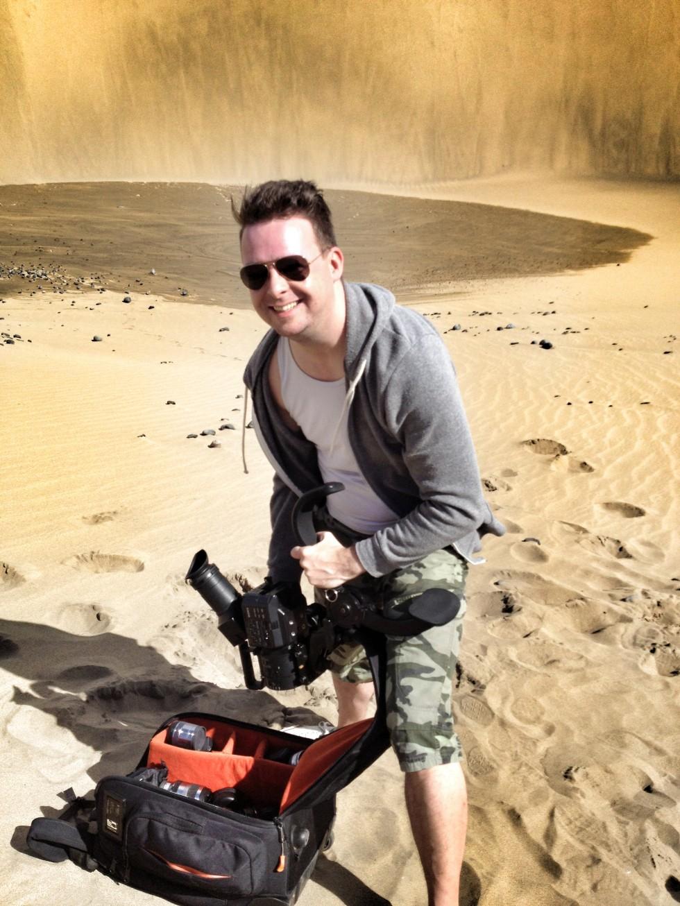 Kasper i ørkenen