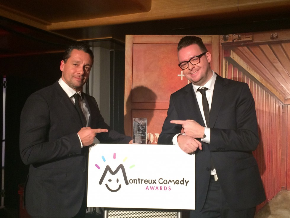 Montreux Comedy Festival Best Non-Verbal Comedy award