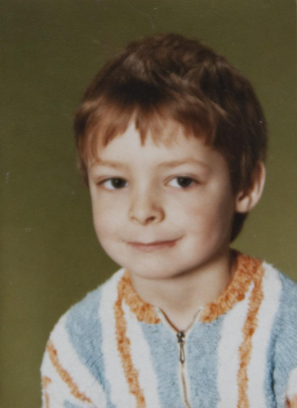 Det var dengang jeg var genert.