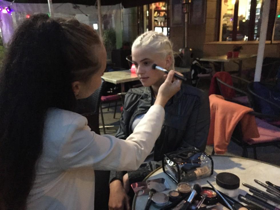 Boda makeup