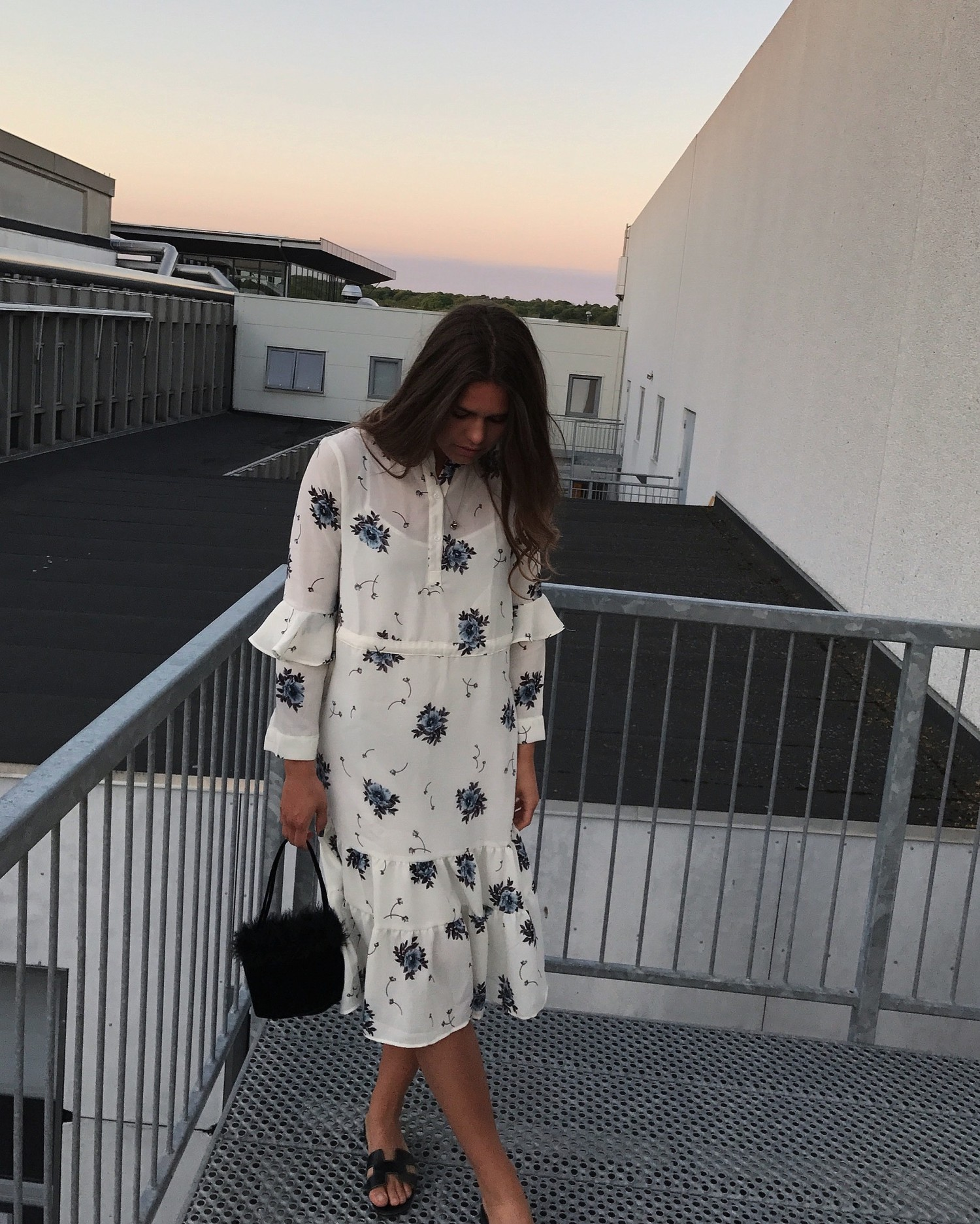 Flower Dress | Nye indlæg | Sofie Parelius