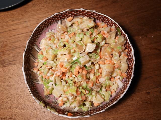 fantastisk kartoffelsalat