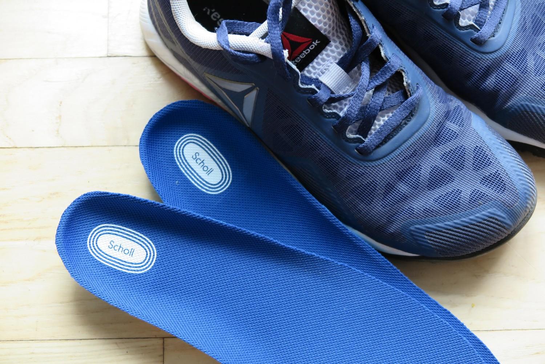 Scholl gel activ, flade sko 1 par