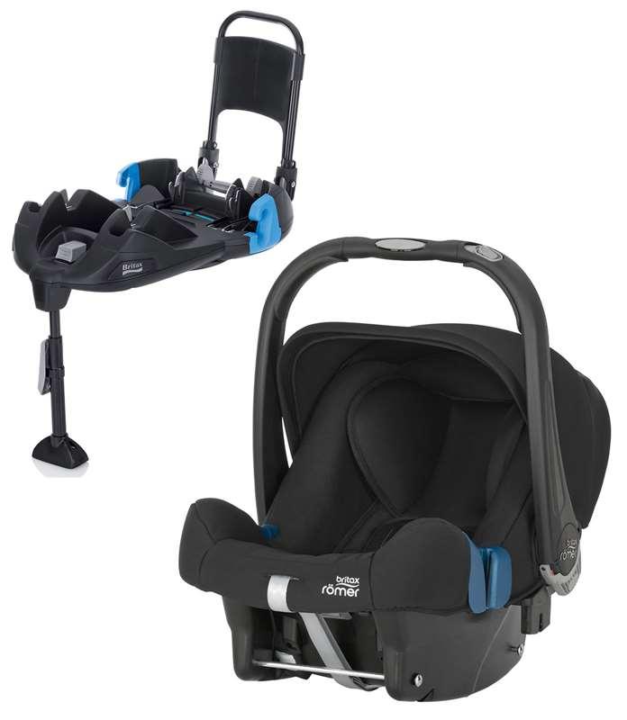 britax-romer-babybeskytter-baby-safe-plus-shr-ii-cosmos-black-installationsbase-til-selemontering