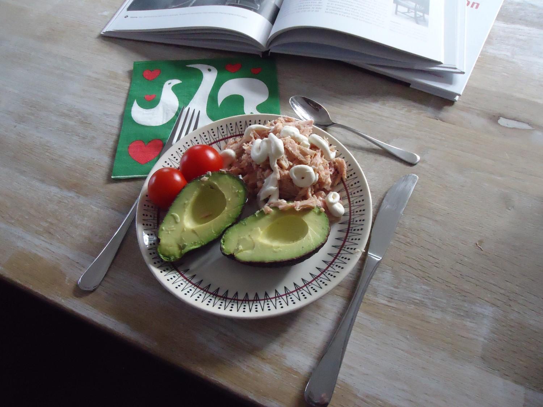 Det er hyggeligt, at spise sammen - En frokost kan dog også nydes alene!!