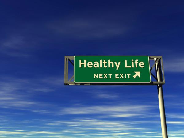 healthy-life sign