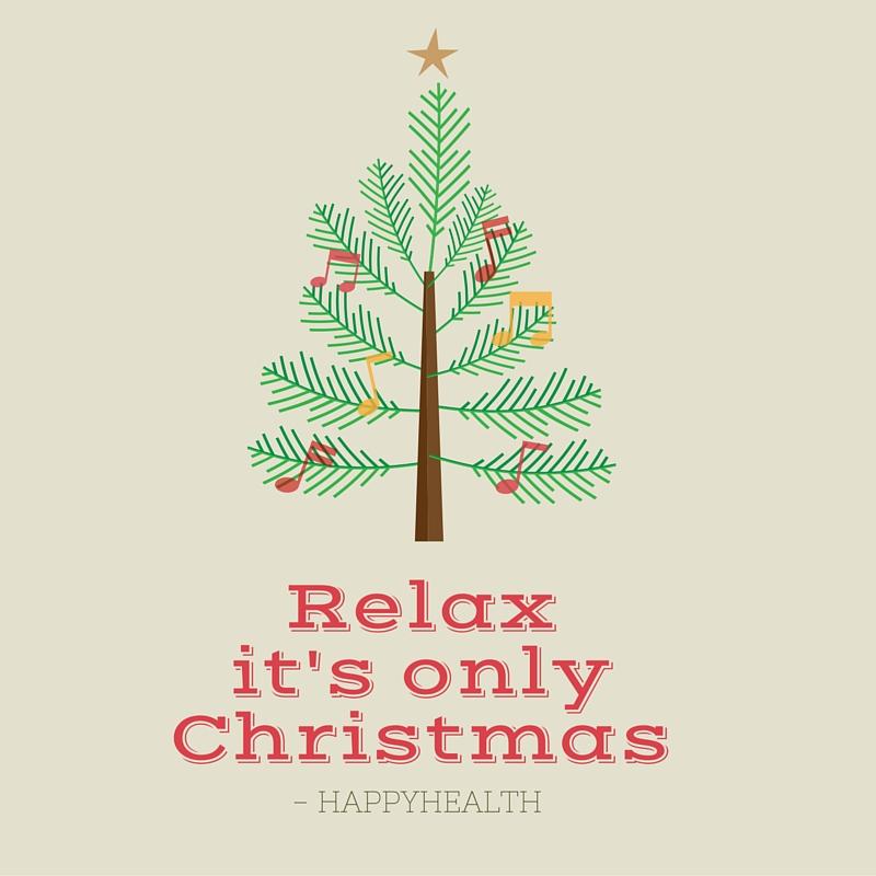 Keep calmIt's only christmas