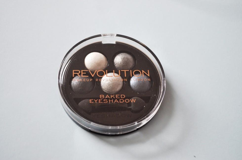 5 Baked Eyeshadow