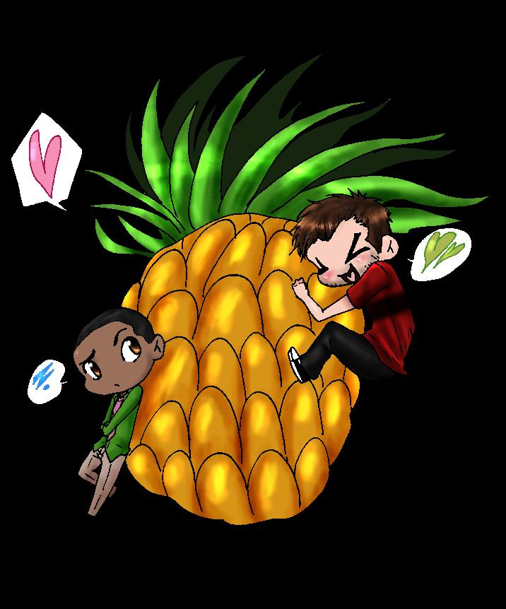 Psych pineapple metalbeast114 deviantart