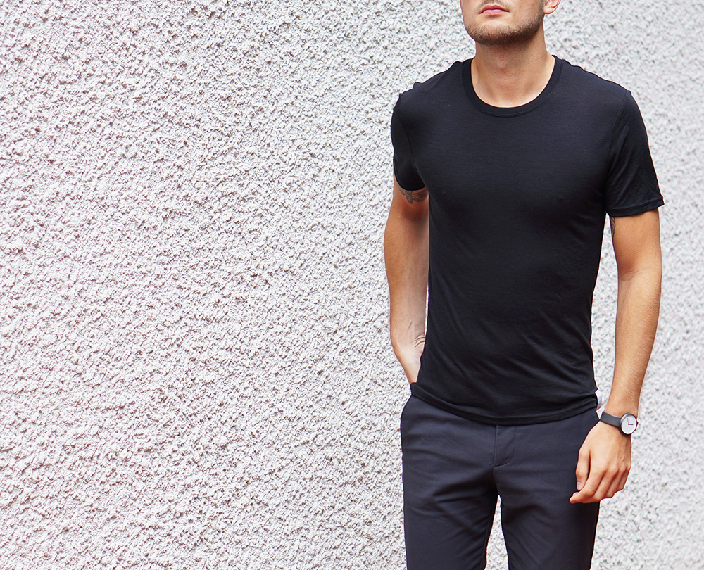 Loow merino wool t shirt | Inspiration | Sidsel & Lasse