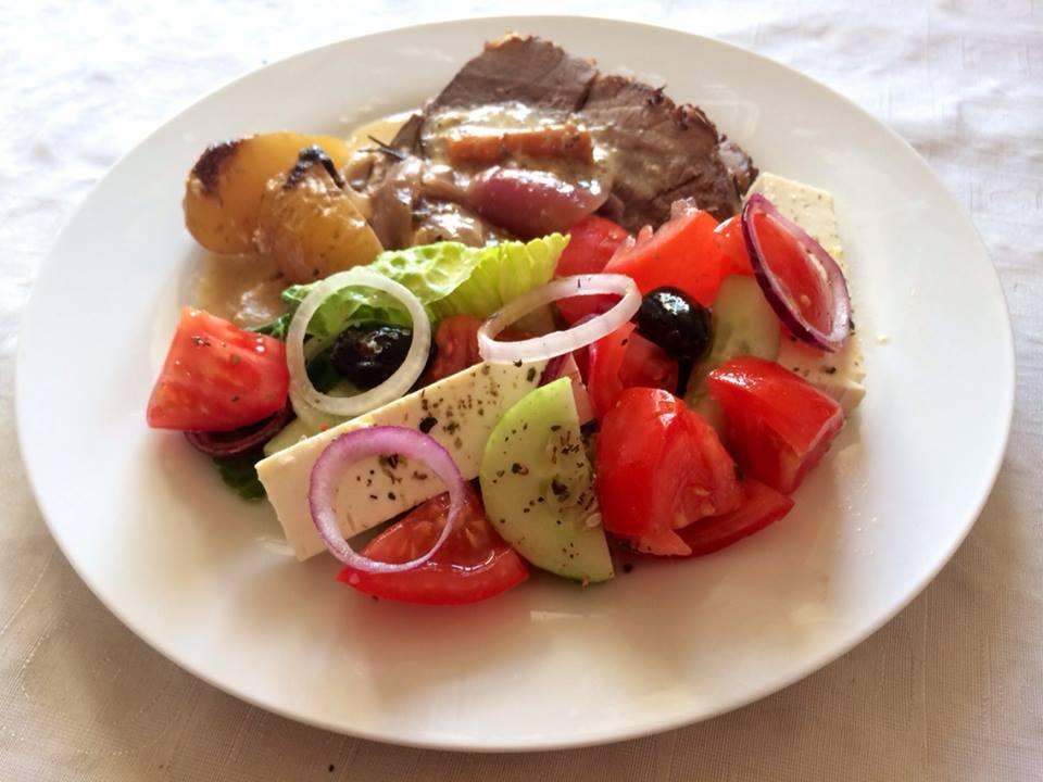 lam med salat