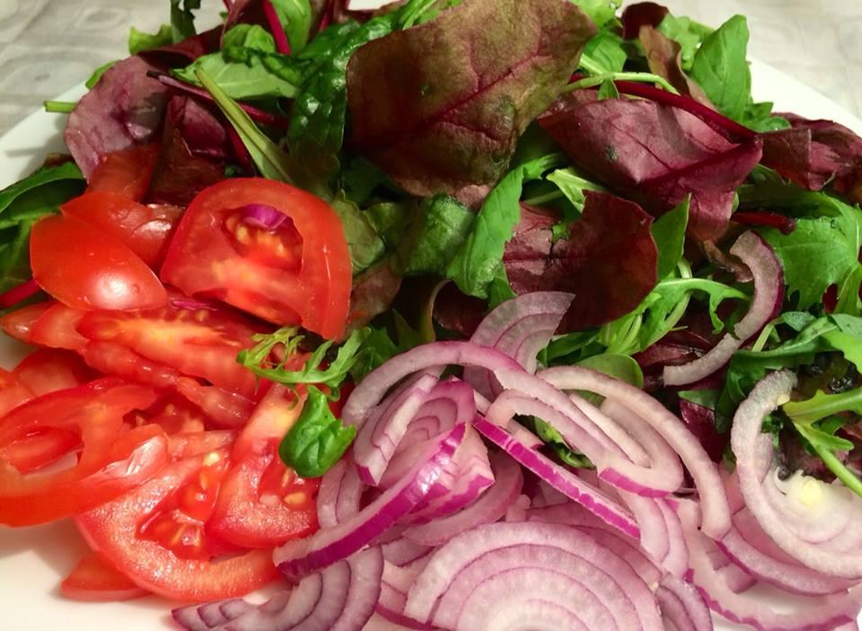 kebab grønt