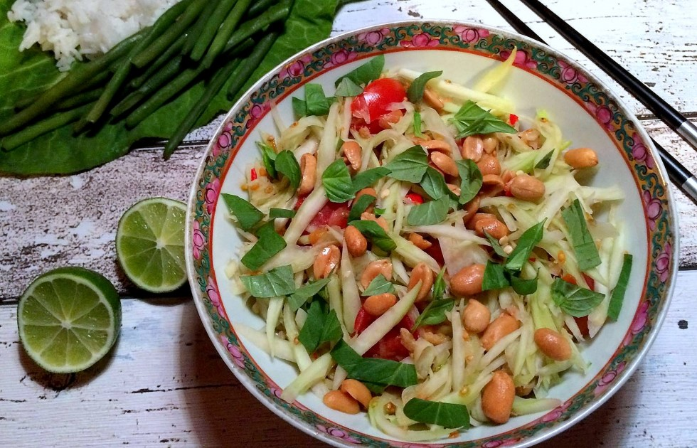 larb salat rerere