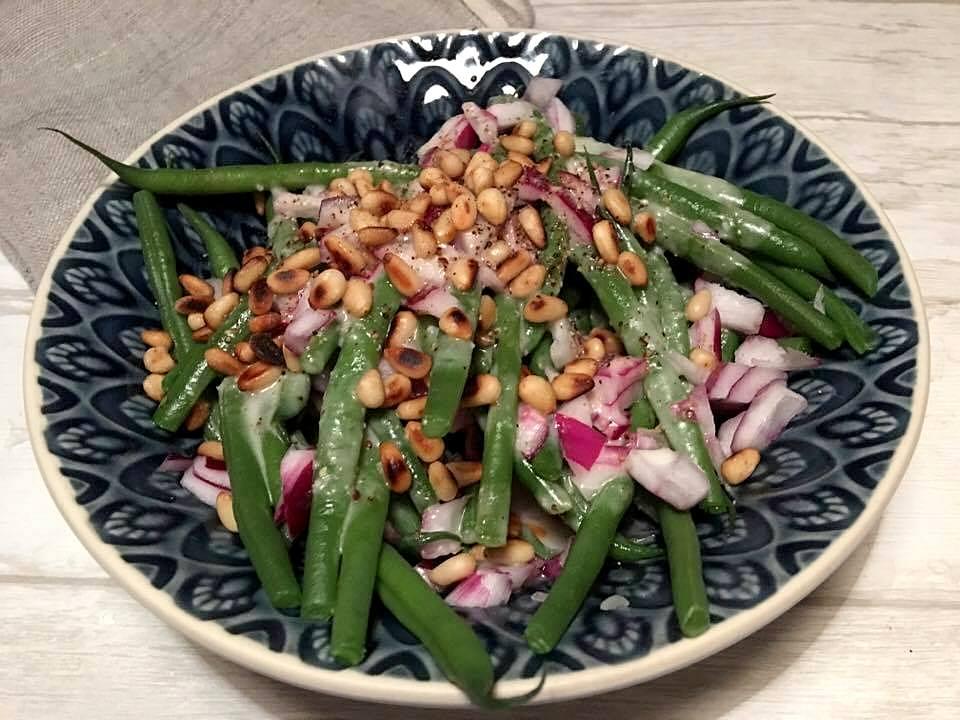 bønnesalat re