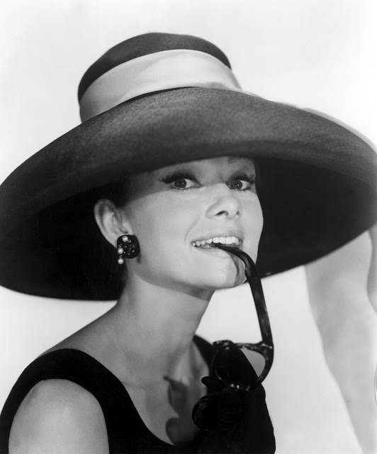 Fashion Icons Audrey Hepburn