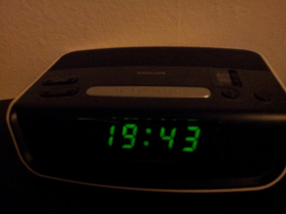Philips Clockradio