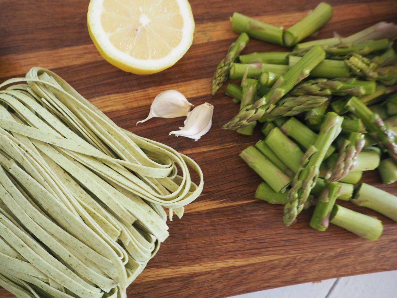 opskrift på one pot pasta