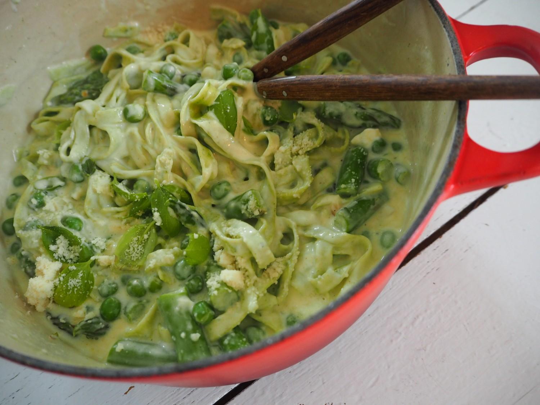 opskrift one pot pasta