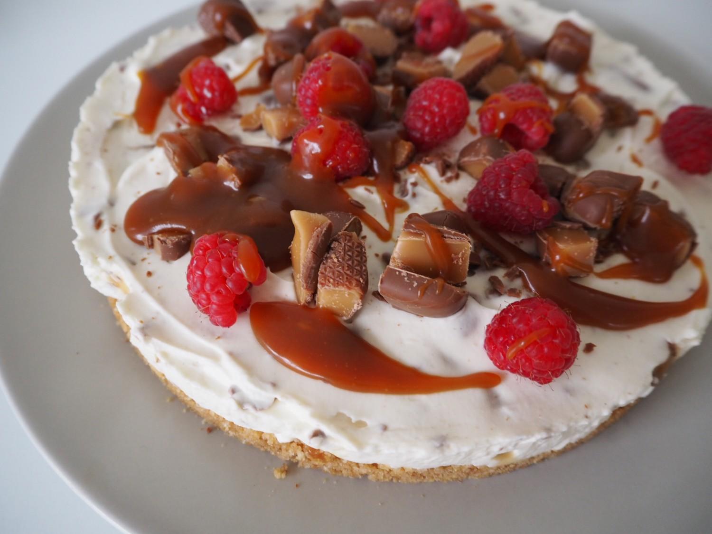 Dumle-cheesecake