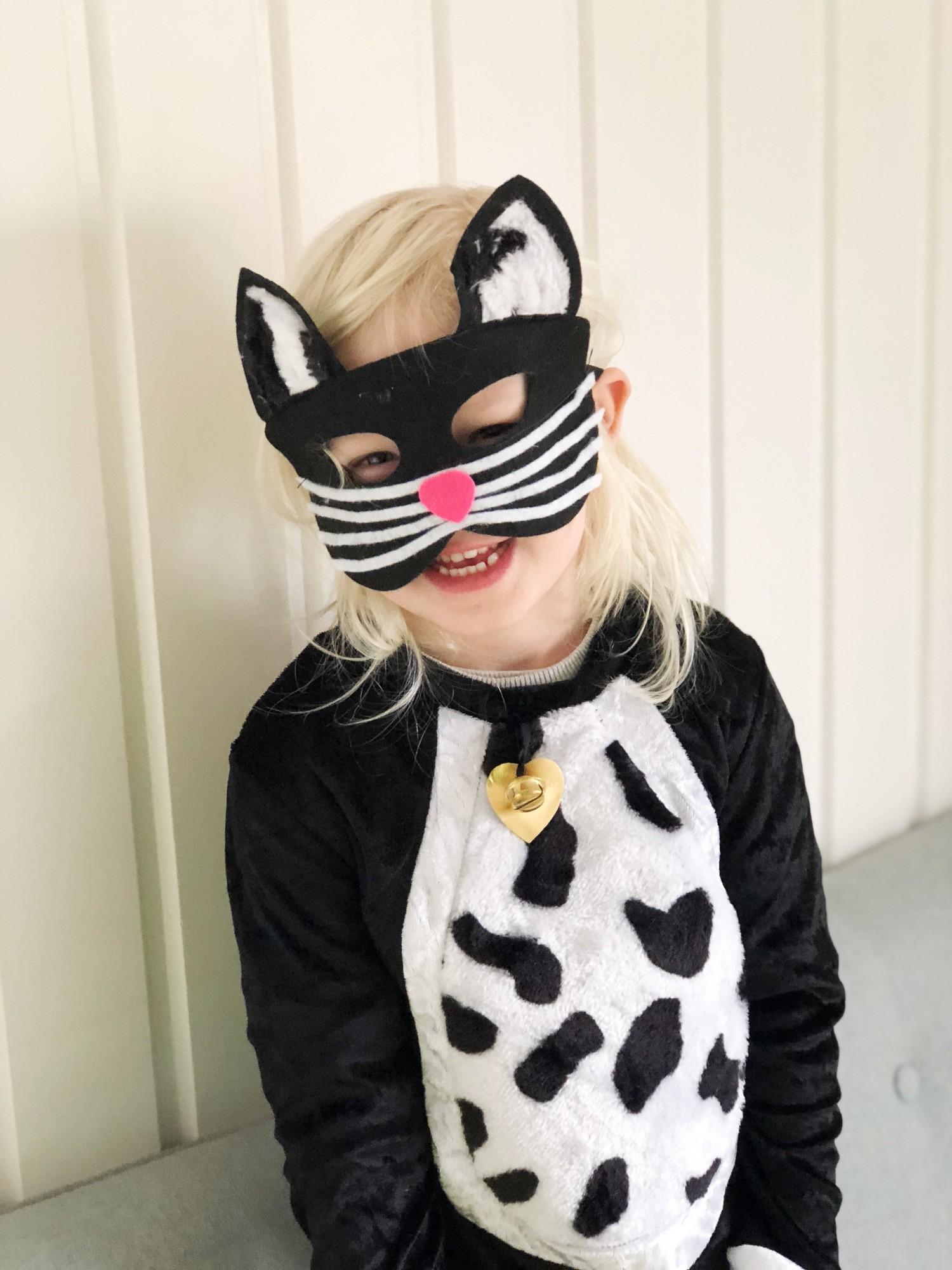 Fastelavns-kostumer-børn-kat