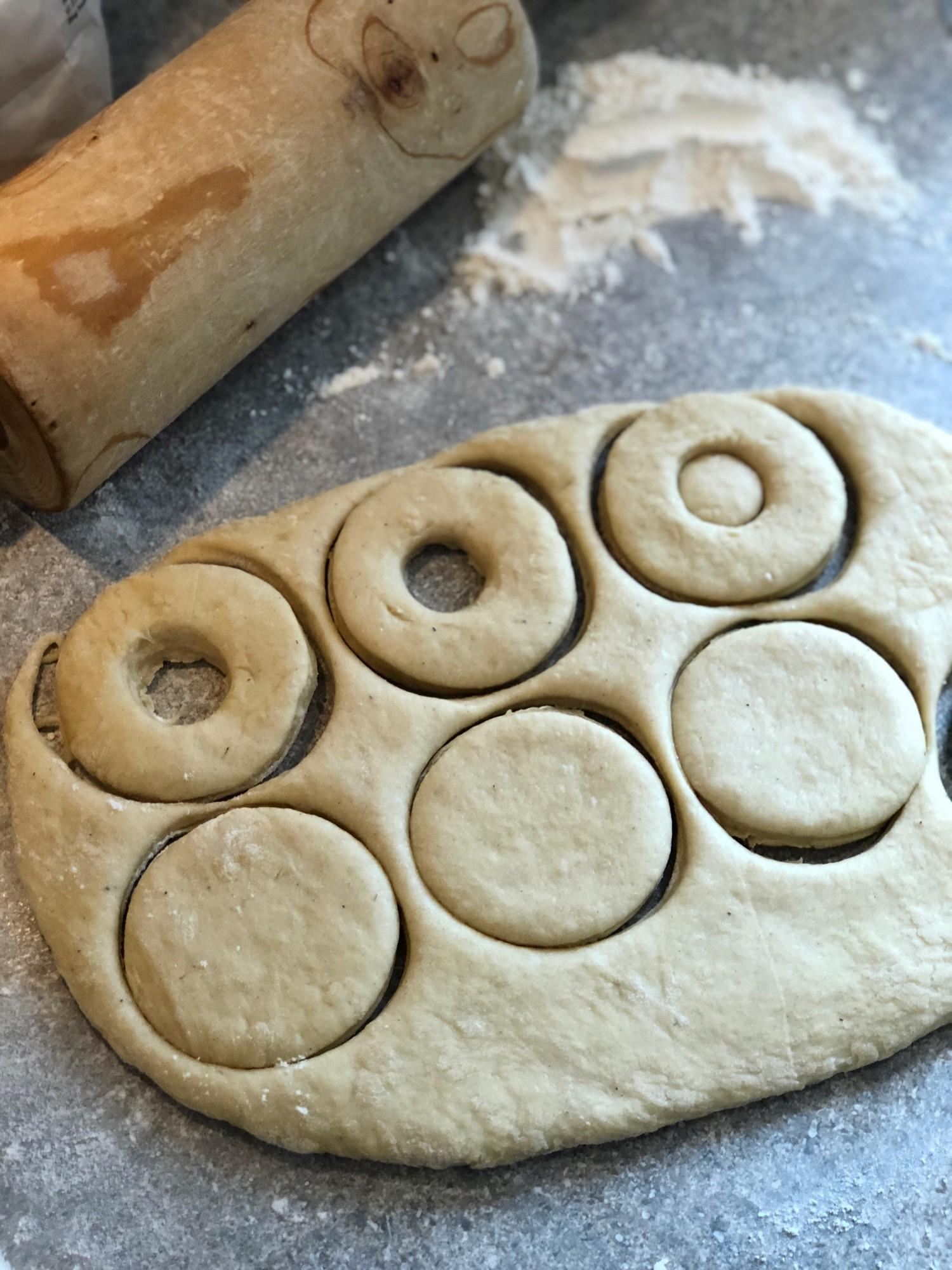 Donuts opskrift
